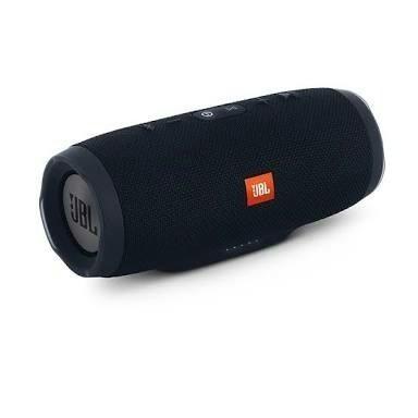 Caixa De Som Portatil Speaker Jbl Charge 3 Preto Original