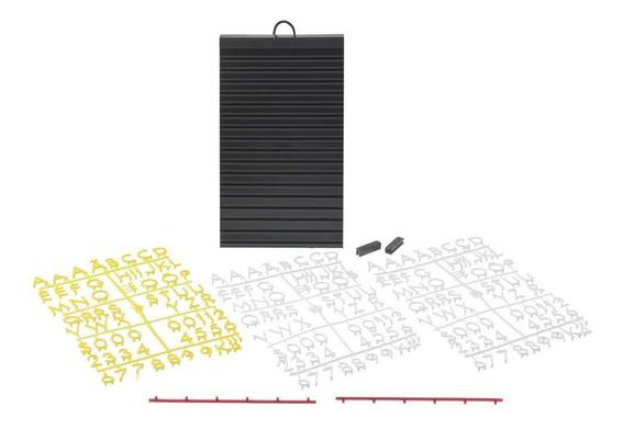 Letok Memory-board 25 Cm X 14 Cm Preto