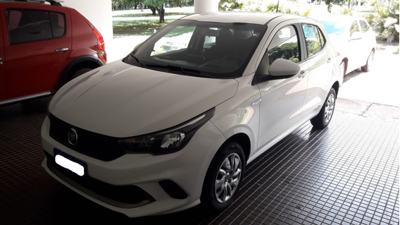 Fiat Argo Drive 1.3 Flex 2018