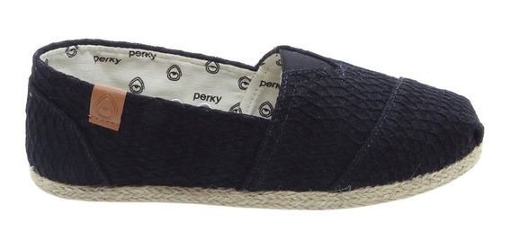 Alpargata Perky Black Sweater Acp8326c