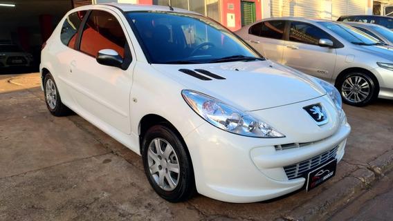 Peugeot 207 Xr 1.4 2p 2011/2012 Manual Flex Único Dono