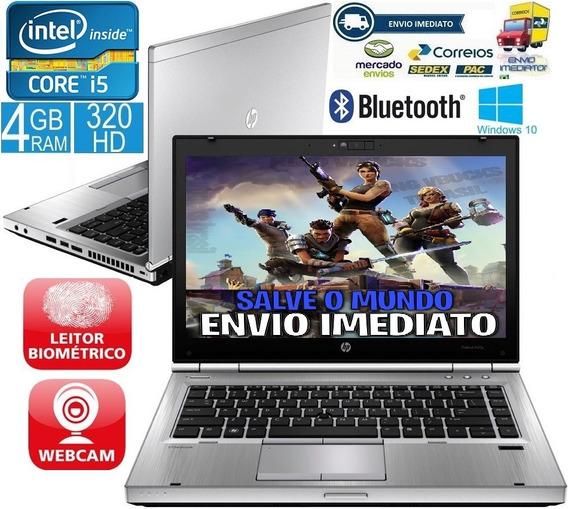 Notebook Hp Elitebook Core I5 4gb 320gb 14