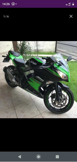Kawasaki Ninja 300 Edição Esp