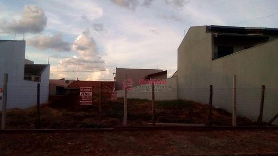 Terreno Residencial À Venda, Jardim Campos Verdes, Nova Odessa. - Te0092