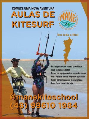 Aulas / Curso De Kite Surf Em Floripa - Kite Trips!