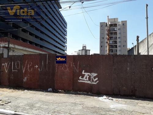 Imagem 1 de 3 de Terreno Para Locação Comercial Em Vila Osasco  -  Osasco - 42353