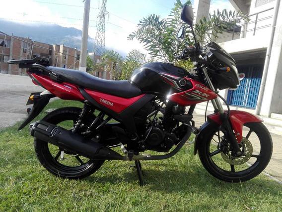 Yamaha Szr 150 2.0 Modelo 2018 Negra Perfecto Estado Szrr