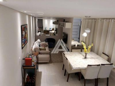 Sem Condomínio, 144m², 03 Dormitórios E 01 Vaga. - Co0647