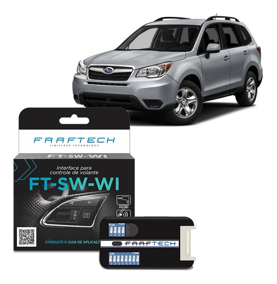 Mirror Link Pioneer Para Subaru Forester - Som Automotivo no