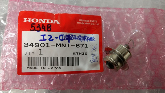 Lâmpada Farol Crf 230 Original Honda
