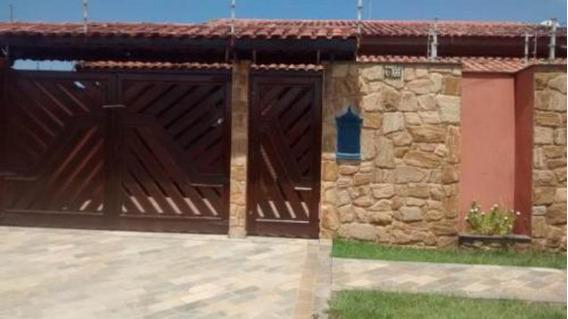 Casa Com Hidromassagem No Parque Augustus-itanhaém 5834|npc