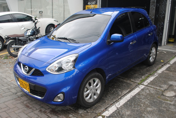 Nissan March 2016
