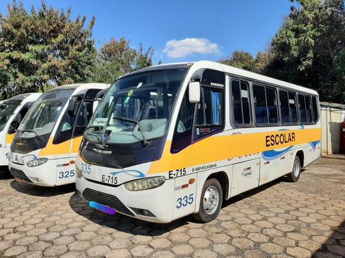Imagem 1 de 6 de Micro Ônibus Escolar Marcopolo Senior  Vw 9.150