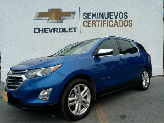 Chevrolet Equinox Premier 2019 Azul Cobalto 5 Puertas