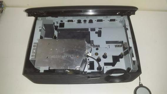 Carcaça Completa Projetor Dell 1209s