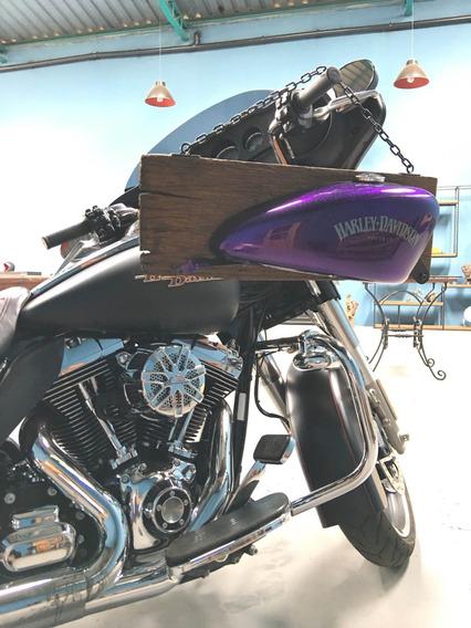 Tanque Decoração Harley-davidson