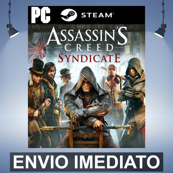Assassins Creed Syndicate - Pc Steam Gift Presente
