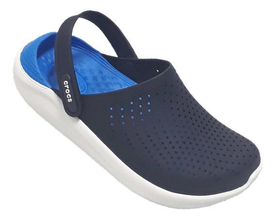 Sueco Crocs Literide Azo/bco