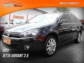 Volkswagen Jetta Variant 2.5 2012