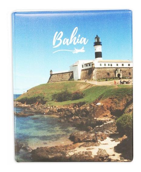 Álbum Fotografico Bahia Viagem P/ 200 Fotos 10x15
