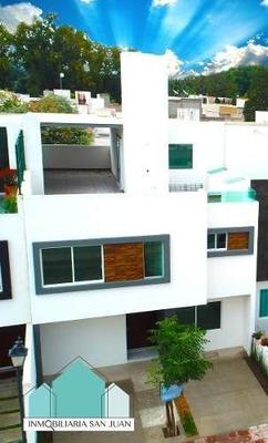 Hermosa Residencia En Fraccionamiento Cerrado