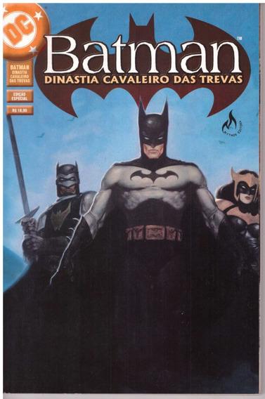 Batman - Dinastia Cavaleiro Das Trevas / Mythos Editora