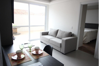 Apartamento Em Menino Deus, Porto Alegre/rs De 45m² 1 Quartos À Venda Por R$ 554.000,00 - Ap248394