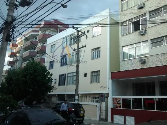 Apartamento A Venda No Bairro Centro Em Cabo Frio - Rj. - Ap1010-1