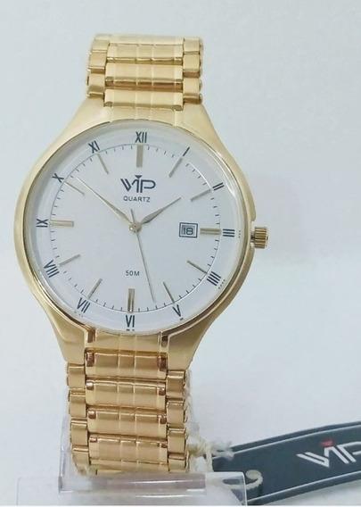 Relógios Masculino Ou Feminino Marca:vip, 2 Anos De Garanti