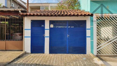 Sobrado Com 2 Dormitórios À Venda, 126 M² Por R$ 460.000,00 - Jardim Bom Clima - Guarulhos/sp - So0238