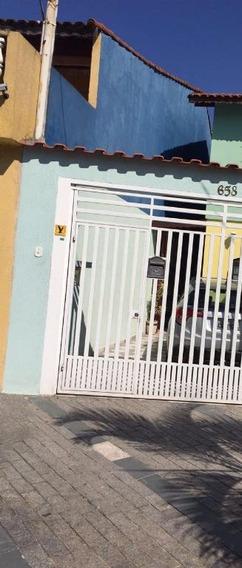 Sobrado Residencial À Venda, Vila Matilde, São Paulo. - So1970