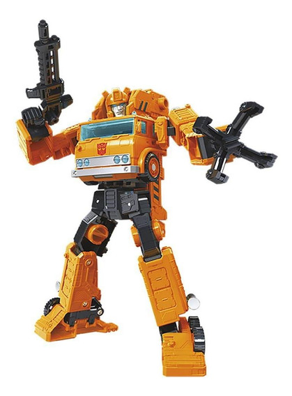 Transformers Earthrise War For Cybertron Trilogy Grapple -
