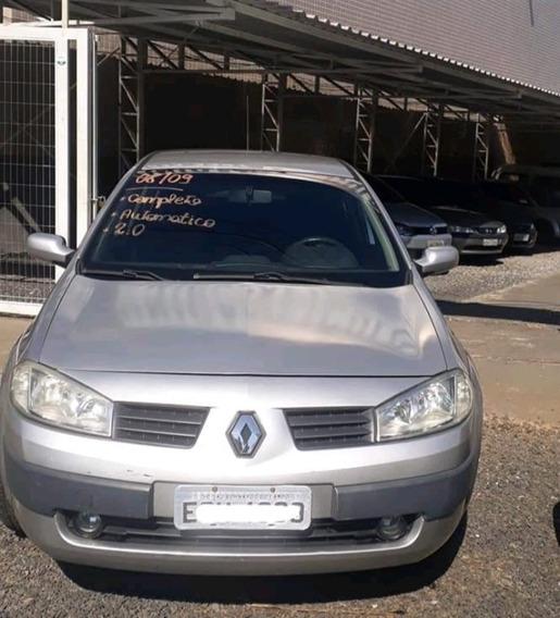 Renault Megane Sedan Dyn
