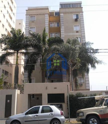 Apartamento Com 3 Dormitórios À Venda, 63 M² Por R$ 270.000,00 - Vila Imperial - São José Do Rio Preto/sp - Ap0840