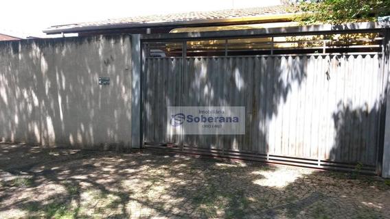 Casa Com 3 Dormitórios Para Alugar - Parque São Quirino - Campinas/sp - Ca3251