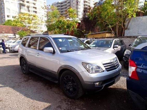 Kia Motors Mohave 2014 Diesel At 4x4 3corridas Cuero Techo