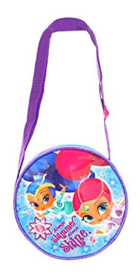 Shimmer And Shine & Round Crossbody Book Backpack
