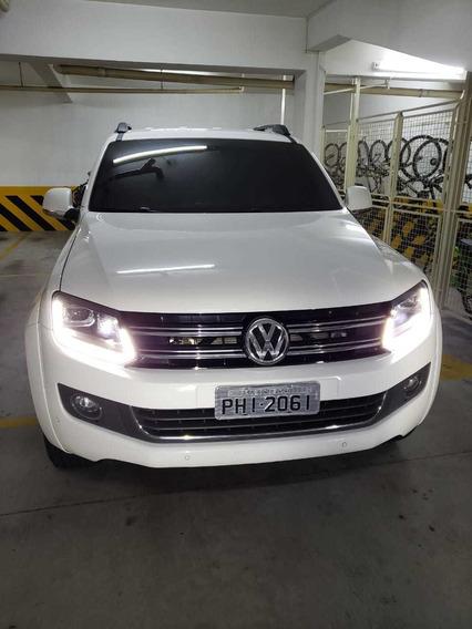 Volkswagen Amarok 2.0 Highline C . Dupla 4x4 4p Diesel