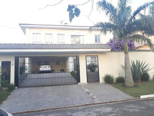 Casa Com 4 Dormitórios À Venda, 317 M² Por R$ 1.400.000,00 - Haras Bela Vista - Vargem Grande Paulista/sp - Ca16095