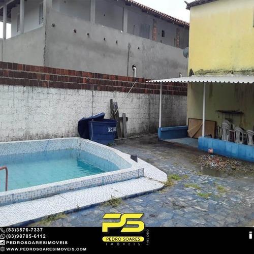 Imagem 1 de 5 de Casa Com 2 Dormitórios À Venda Por R$ 350.000,00 - Jacumã - Conde/pb - Ca1008