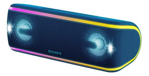 Parlante Sony Bluetooth Extra Bass Inalámbrico Xb41 (azul)