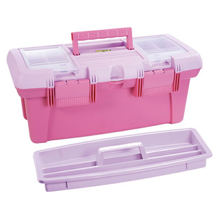 Caja Nececer Para Manicure 18 Pulgadas Organizador Rimax