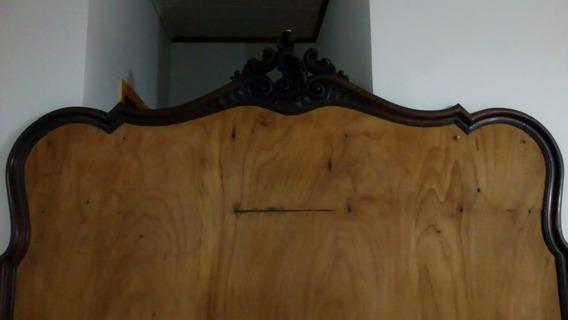 Moldura Para Espelho Antiga Bem Grande 220 X 150cm Jacaranda