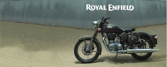 Royal Enfield Classic 500 Bs3