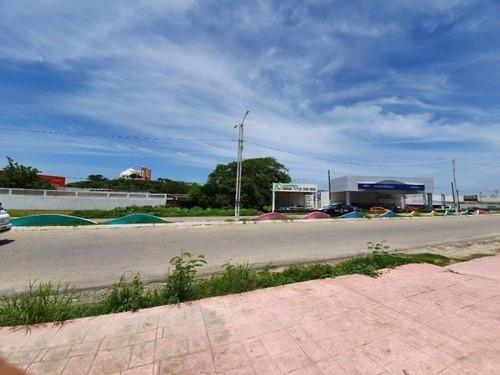 Terreno Comercial En Renta Barrio Centro