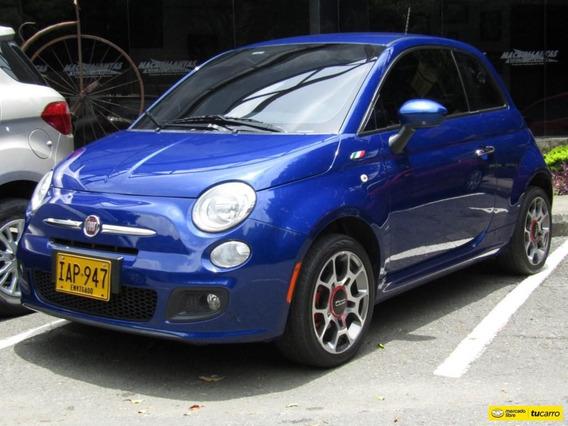Fiat 500 Sport 1400 Cc Mt