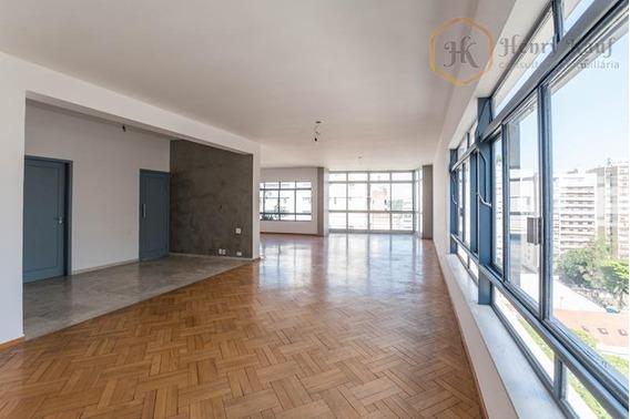 Apartamento Residencial À Venda, Higienópolis, São Paulo. - Ap1261