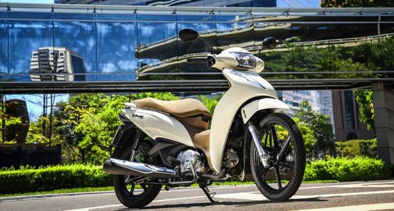 Honda Biz 125 Pego Twister