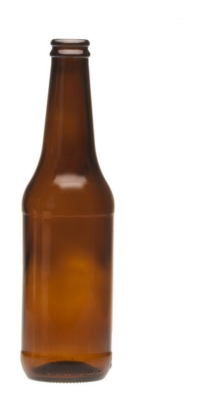 24 Envases Vidrio Botella 355 Cc Porrón Pack Cerveza