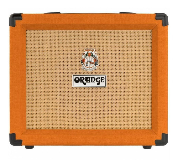 Amplificador Orange Crush Series 20 20W laranja